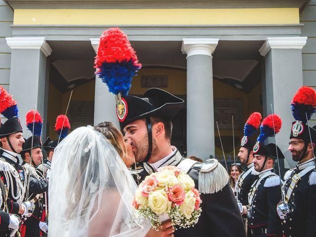 Il matrimonio di Vincenzo e Pina a Pozzuoli, Napoli 43