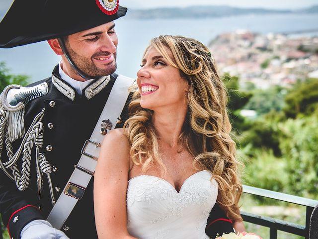 le nozze di Pina e Vincenzo