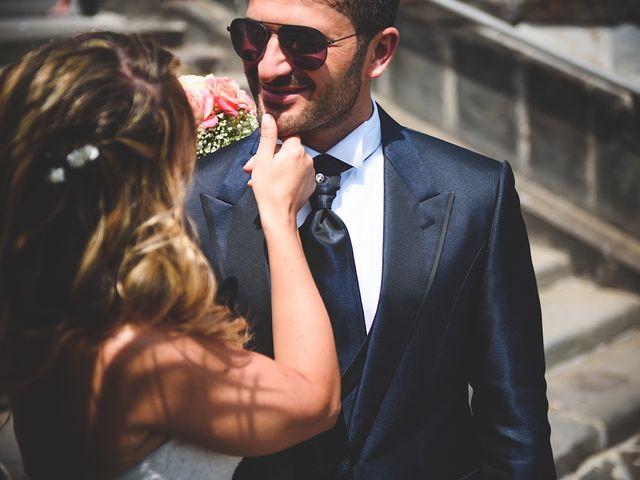 Il matrimonio di Vincenzo e Pina a Pozzuoli, Napoli 45