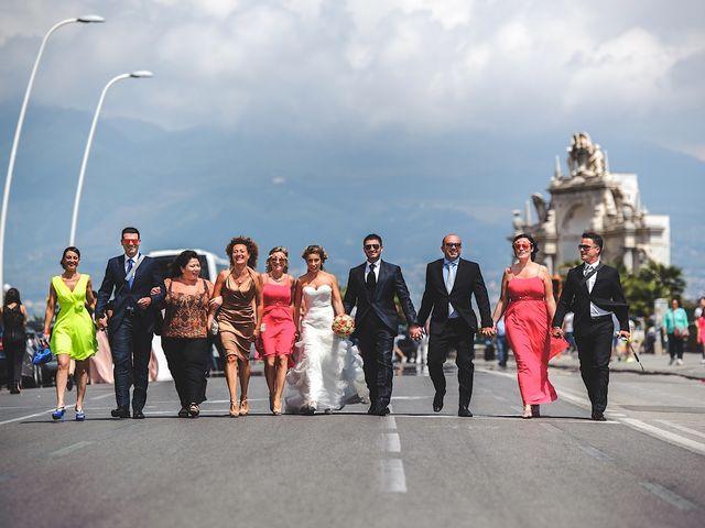 Il matrimonio di Vincenzo e Pina a Pozzuoli, Napoli 46