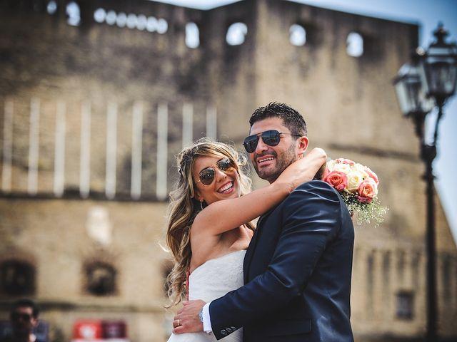 Il matrimonio di Vincenzo e Pina a Pozzuoli, Napoli 47