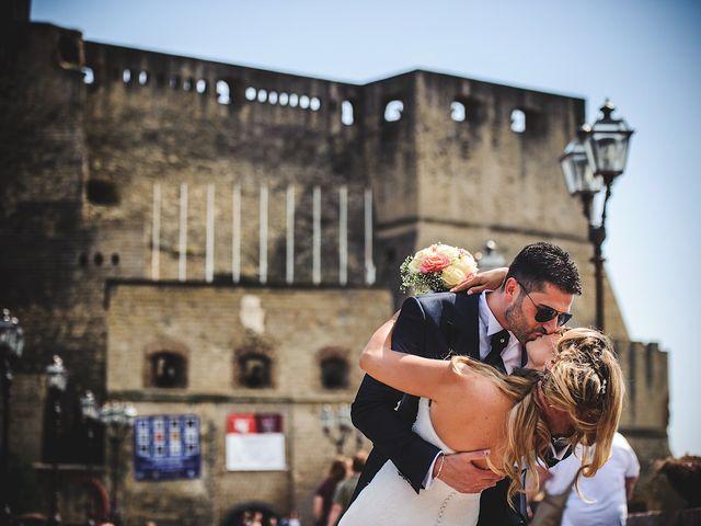 Il matrimonio di Vincenzo e Pina a Pozzuoli, Napoli 49