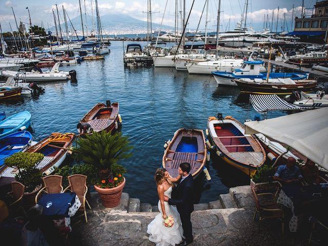 Il matrimonio di Vincenzo e Pina a Pozzuoli, Napoli 2