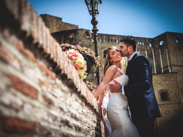 Il matrimonio di Vincenzo e Pina a Pozzuoli, Napoli 51