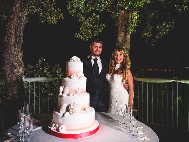 Il matrimonio di Vincenzo e Pina a Pozzuoli, Napoli 76