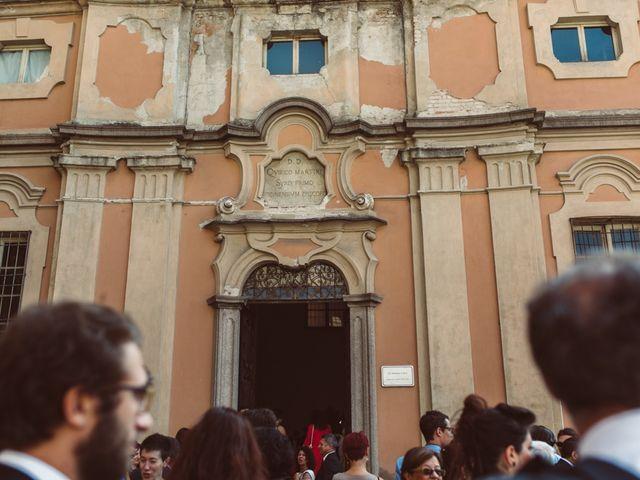 Il matrimonio di Lorenzo e Sabrina a Pavia, Pavia 30