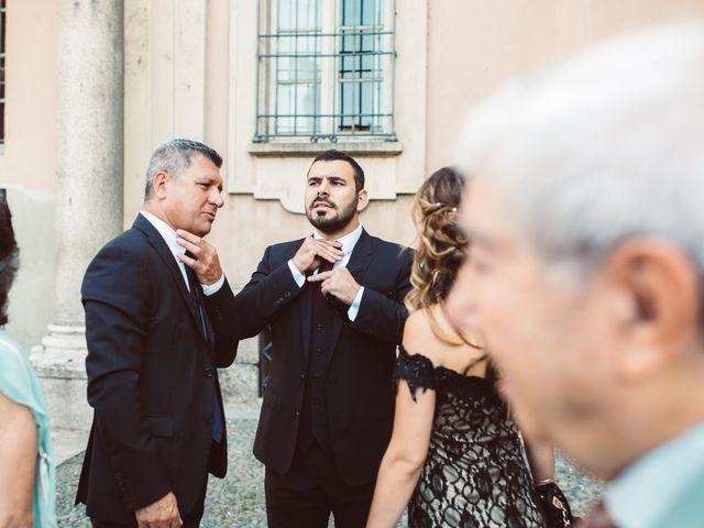 Il matrimonio di Lorenzo e Sabrina a Pavia, Pavia 34