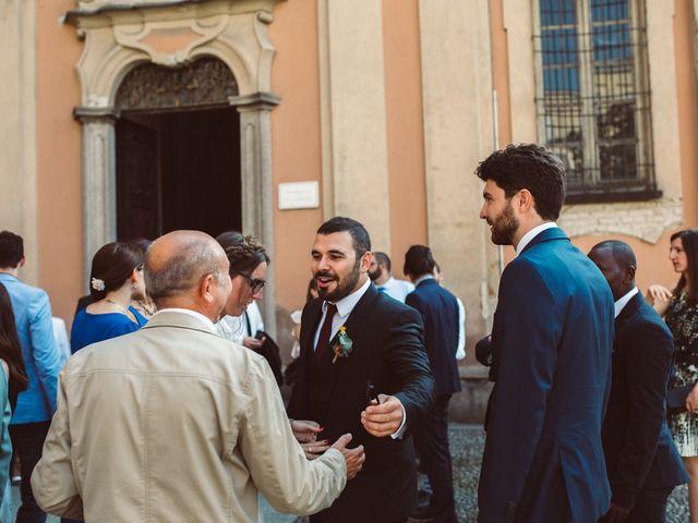 Il matrimonio di Lorenzo e Sabrina a Pavia, Pavia 36