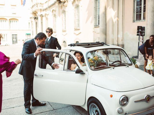 Il matrimonio di Lorenzo e Sabrina a Pavia, Pavia 37