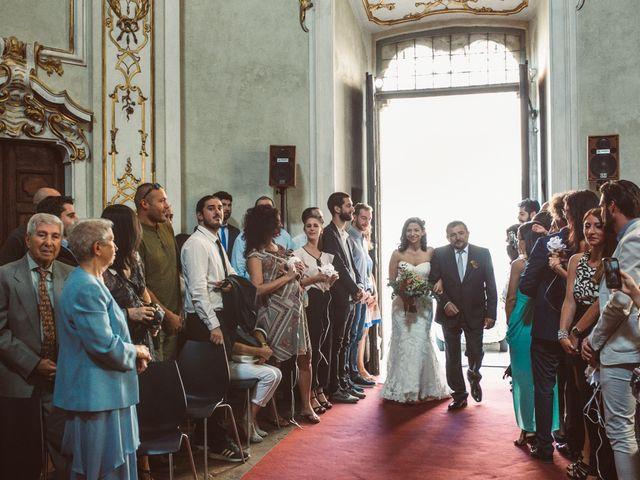 Il matrimonio di Lorenzo e Sabrina a Pavia, Pavia 40