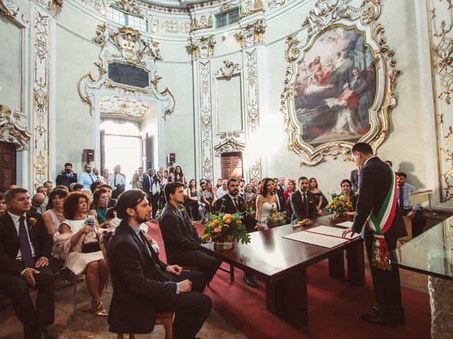 Il matrimonio di Lorenzo e Sabrina a Pavia, Pavia 43