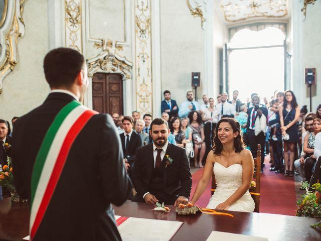 Il matrimonio di Lorenzo e Sabrina a Pavia, Pavia 50