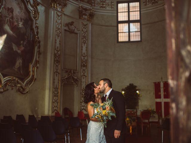 Il matrimonio di Lorenzo e Sabrina a Pavia, Pavia 55