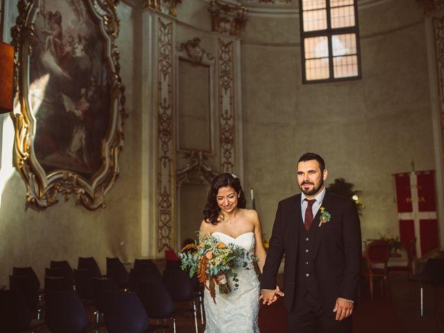 Il matrimonio di Lorenzo e Sabrina a Pavia, Pavia 1