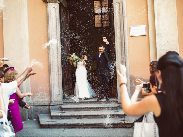 Il matrimonio di Lorenzo e Sabrina a Pavia, Pavia 56