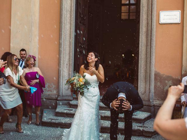 Il matrimonio di Lorenzo e Sabrina a Pavia, Pavia 57