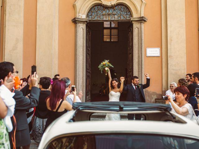 Il matrimonio di Lorenzo e Sabrina a Pavia, Pavia 58
