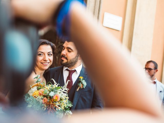 Il matrimonio di Lorenzo e Sabrina a Pavia, Pavia 59