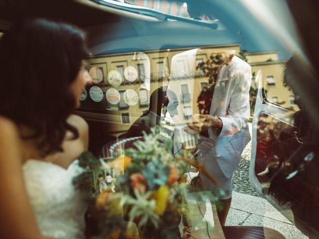 Il matrimonio di Lorenzo e Sabrina a Pavia, Pavia 65