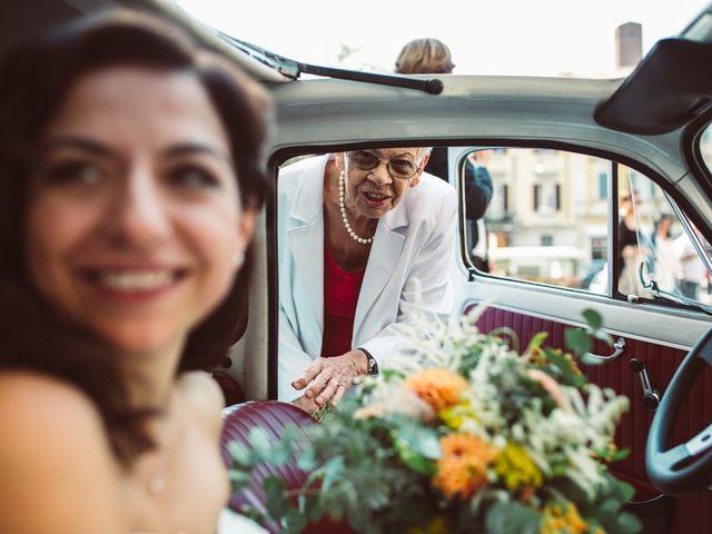 Il matrimonio di Lorenzo e Sabrina a Pavia, Pavia 66