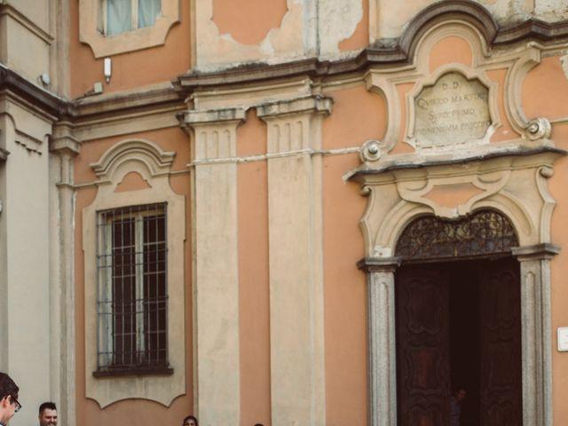 Il matrimonio di Lorenzo e Sabrina a Pavia, Pavia 69
