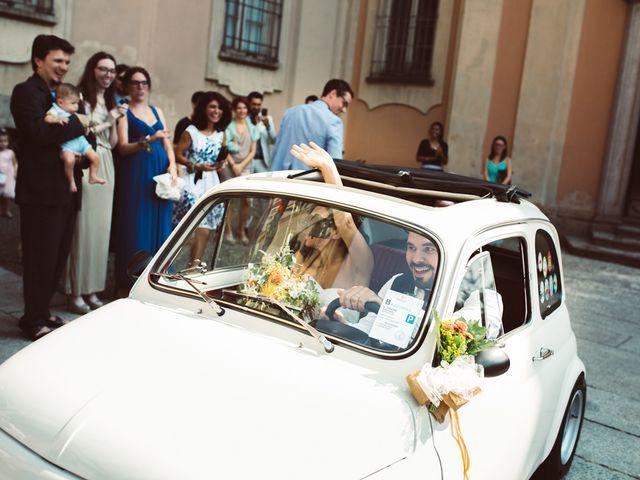 Il matrimonio di Lorenzo e Sabrina a Pavia, Pavia 70