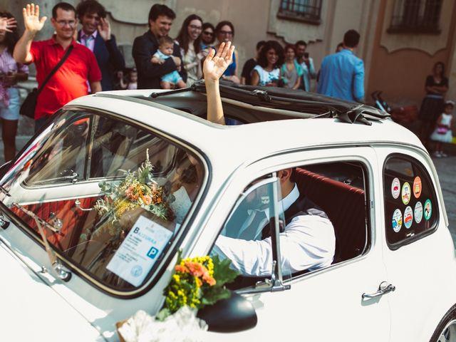 Il matrimonio di Lorenzo e Sabrina a Pavia, Pavia 71