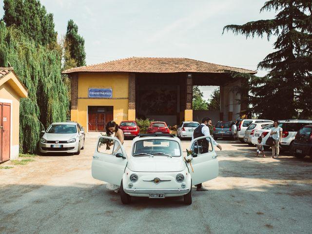 Il matrimonio di Lorenzo e Sabrina a Pavia, Pavia 75