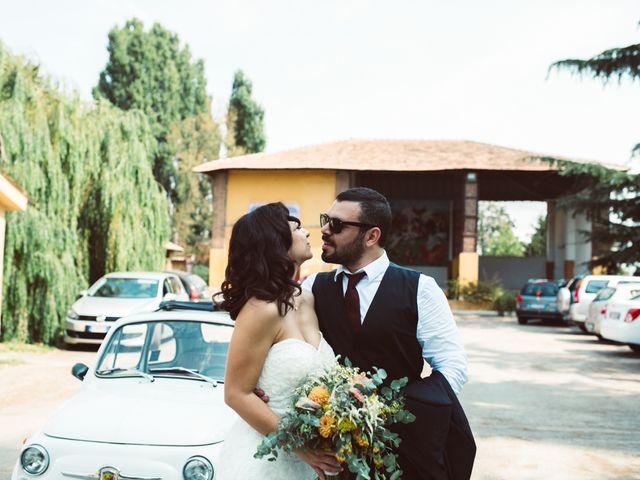 Il matrimonio di Lorenzo e Sabrina a Pavia, Pavia 76
