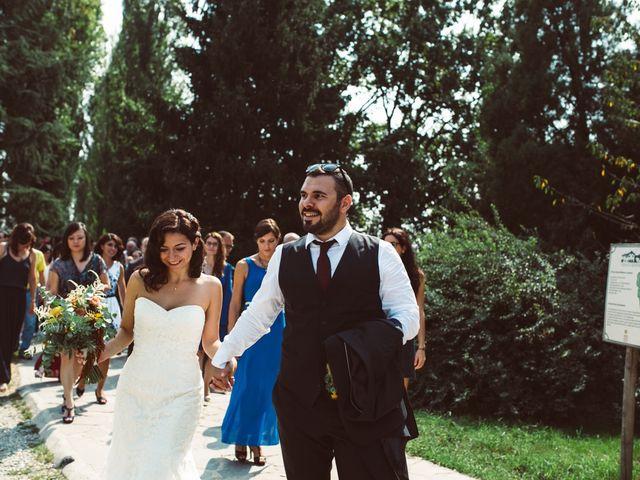 Il matrimonio di Lorenzo e Sabrina a Pavia, Pavia 77