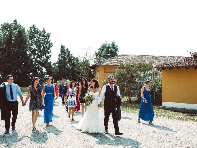 Il matrimonio di Lorenzo e Sabrina a Pavia, Pavia 78