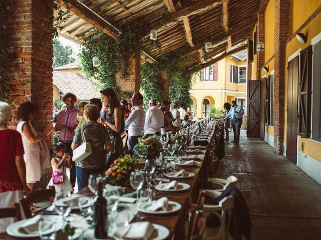 Il matrimonio di Lorenzo e Sabrina a Pavia, Pavia 80