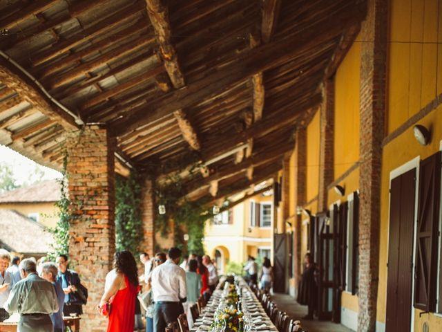 Il matrimonio di Lorenzo e Sabrina a Pavia, Pavia 86