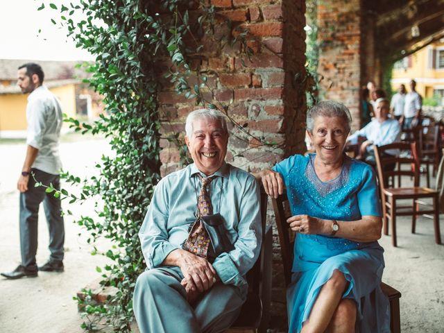 Il matrimonio di Lorenzo e Sabrina a Pavia, Pavia 127