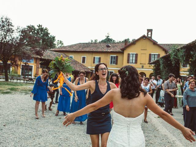 Il matrimonio di Lorenzo e Sabrina a Pavia, Pavia 135