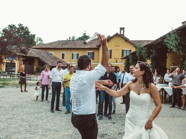 Il matrimonio di Lorenzo e Sabrina a Pavia, Pavia 137