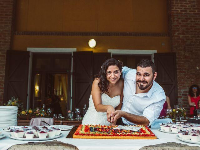 Il matrimonio di Lorenzo e Sabrina a Pavia, Pavia 144