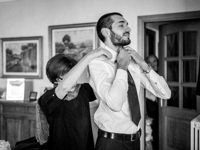 Il matrimonio di Paolo e Greta a Sale Marasino, Brescia 9