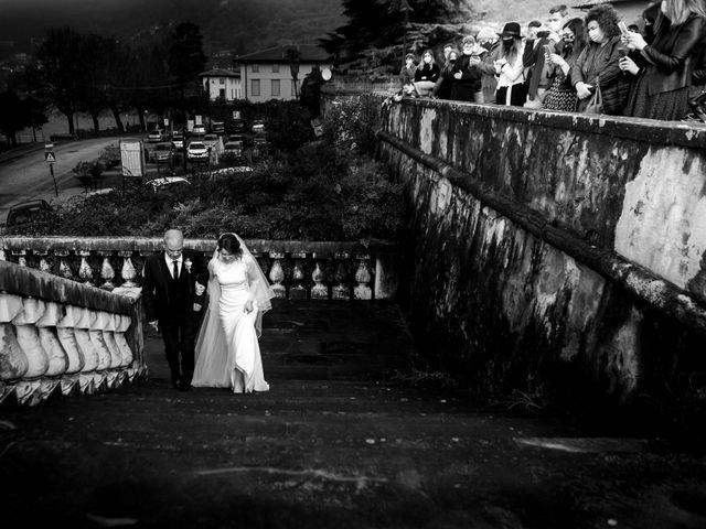 Il matrimonio di Paolo e Greta a Sale Marasino, Brescia 13