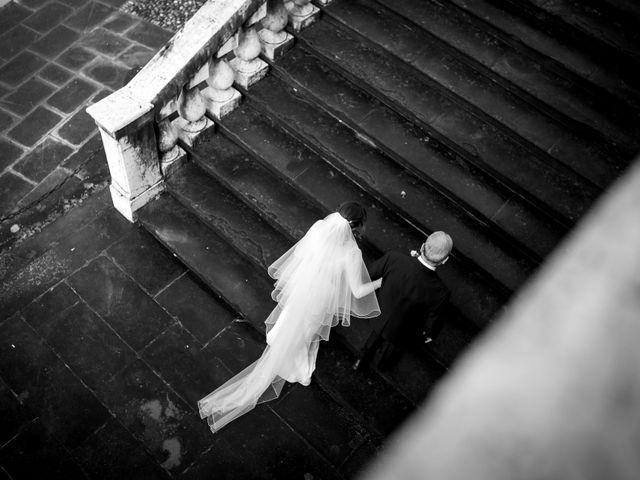 Il matrimonio di Paolo e Greta a Sale Marasino, Brescia 14
