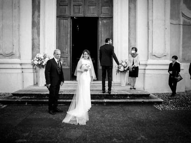 Il matrimonio di Paolo e Greta a Sale Marasino, Brescia 15