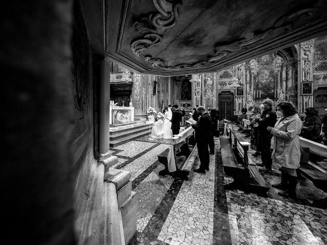 Il matrimonio di Paolo e Greta a Sale Marasino, Brescia 20