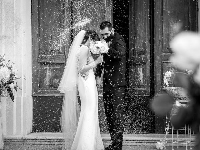Il matrimonio di Paolo e Greta a Sale Marasino, Brescia 22