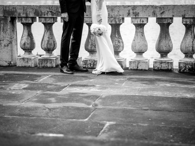 Il matrimonio di Paolo e Greta a Sale Marasino, Brescia 2