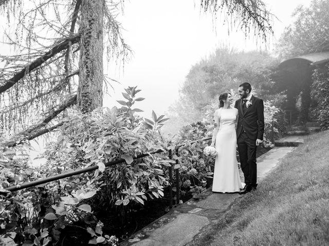 Il matrimonio di Paolo e Greta a Sale Marasino, Brescia 25