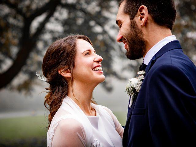 Il matrimonio di Paolo e Greta a Sale Marasino, Brescia 27