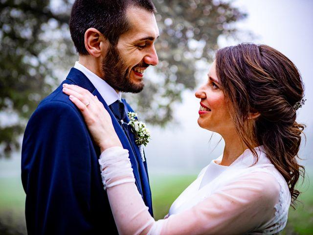 Il matrimonio di Paolo e Greta a Sale Marasino, Brescia 28