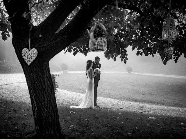 Il matrimonio di Paolo e Greta a Sale Marasino, Brescia 29