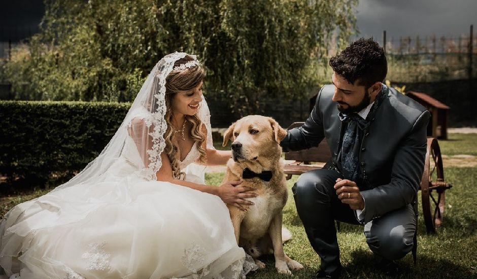 Il matrimonio di Antonio  e Katia a Petilia Policastro, Crotone