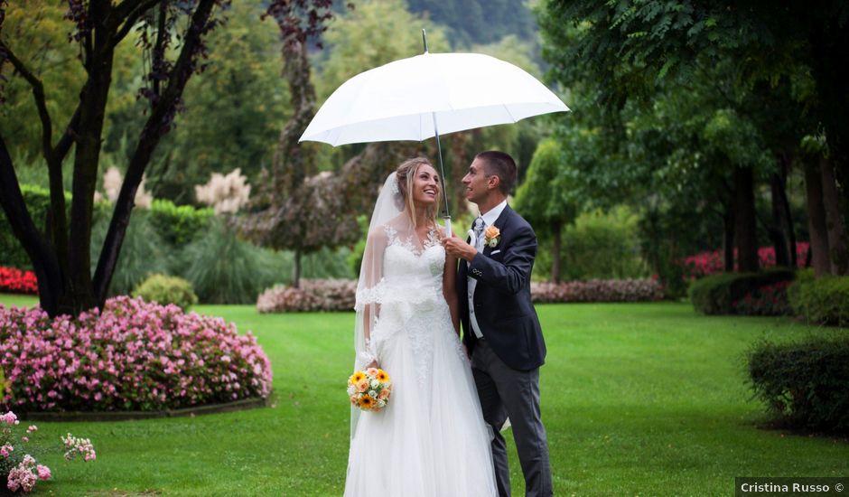 Il matrimonio di Stafano e Alessia a Albino, Bergamo